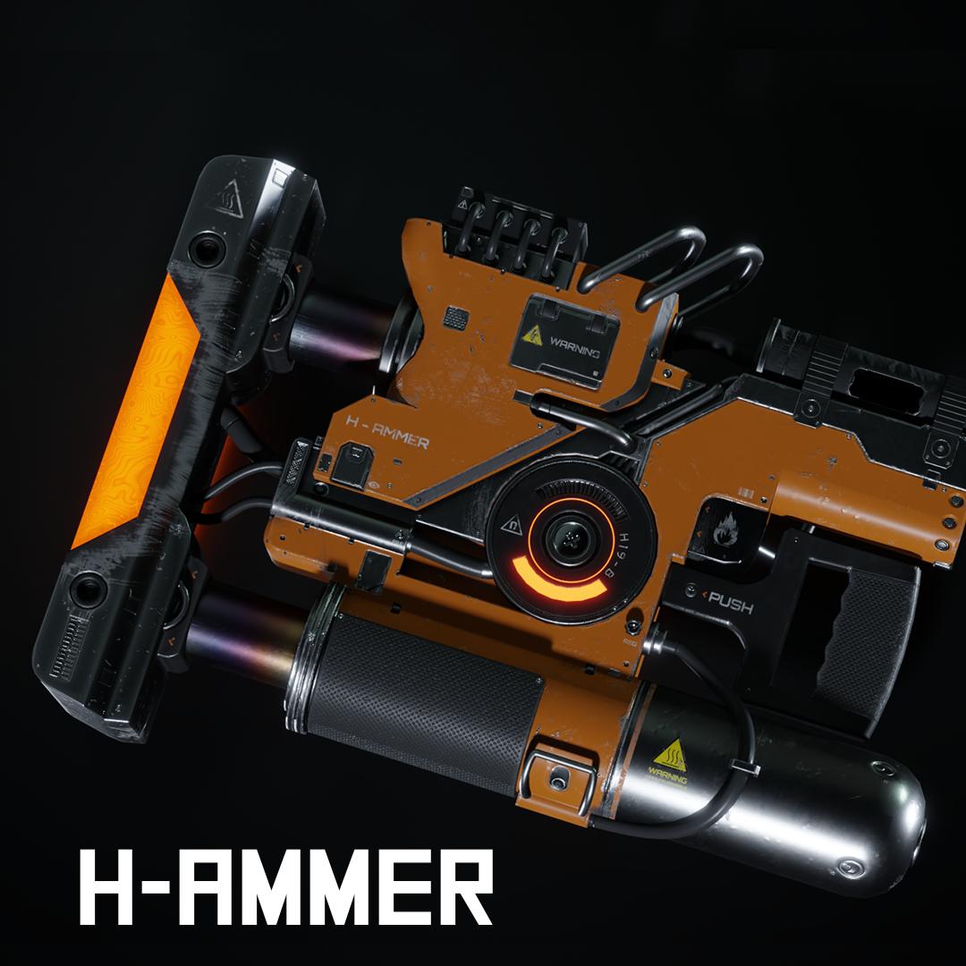 H-AMMER