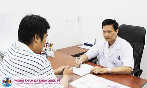 Giới thiệu bác sĩ Hà Văn Hương- Phòng khám Đa khoa quốc tế HCM