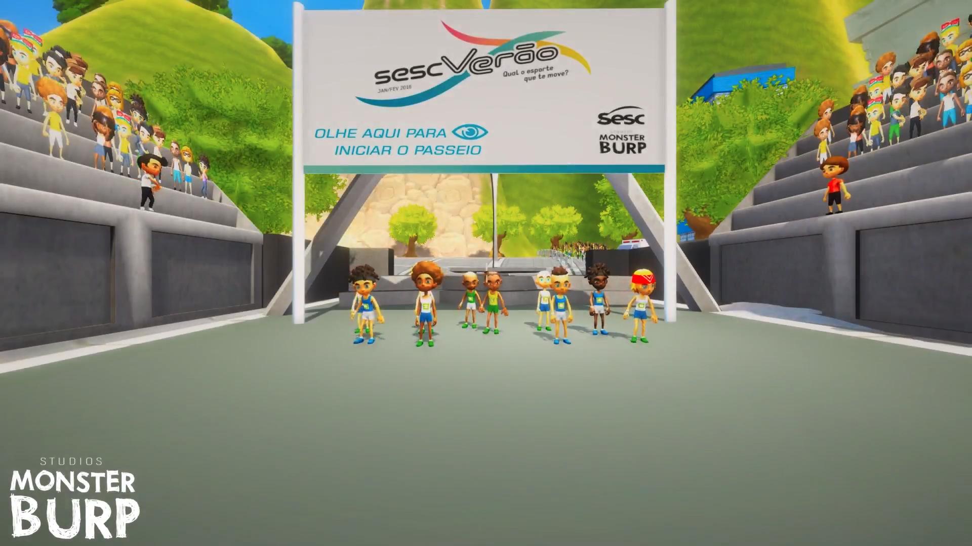 Rio VR Tour