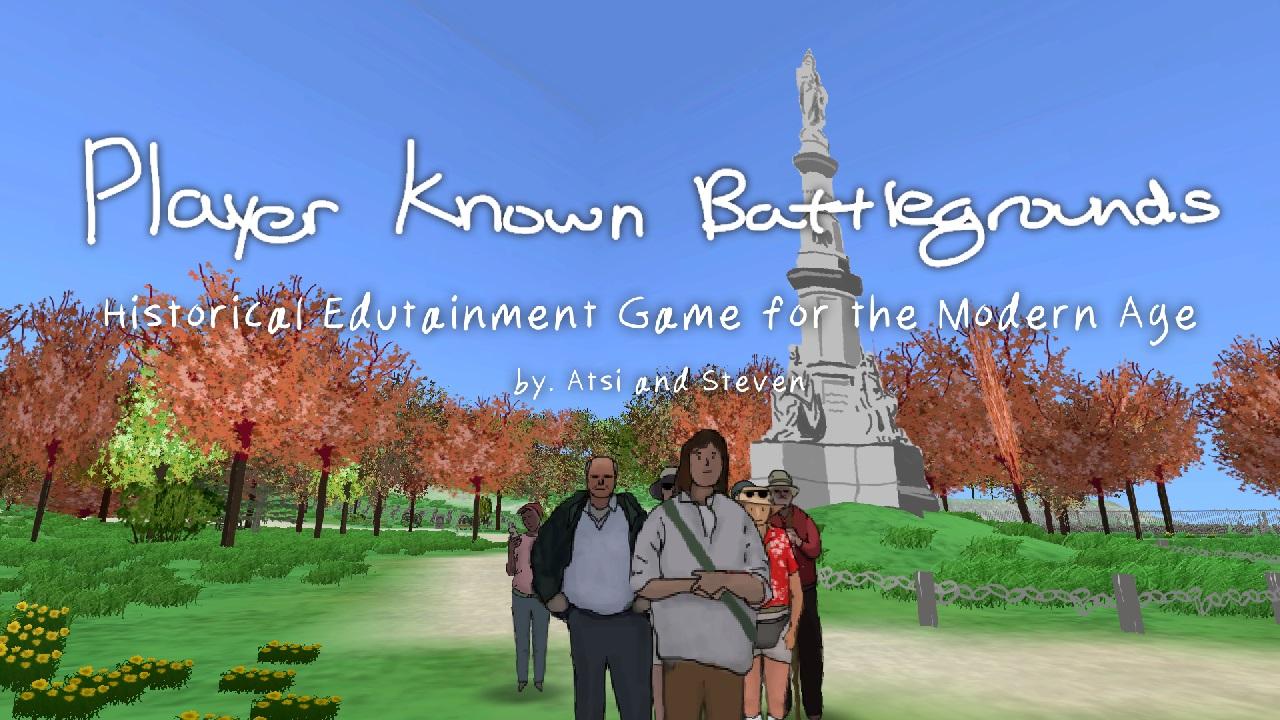 Player Known Battlegrounds