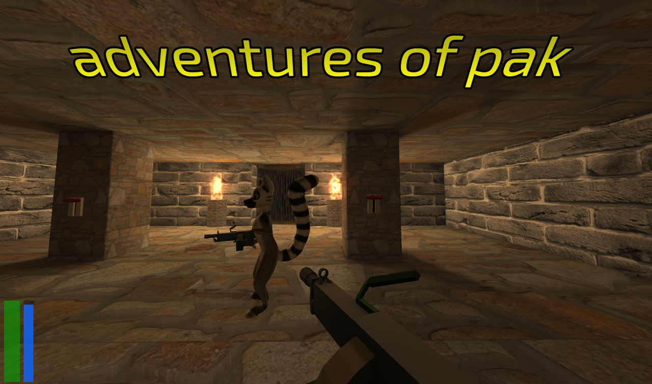 Adventures of Pak