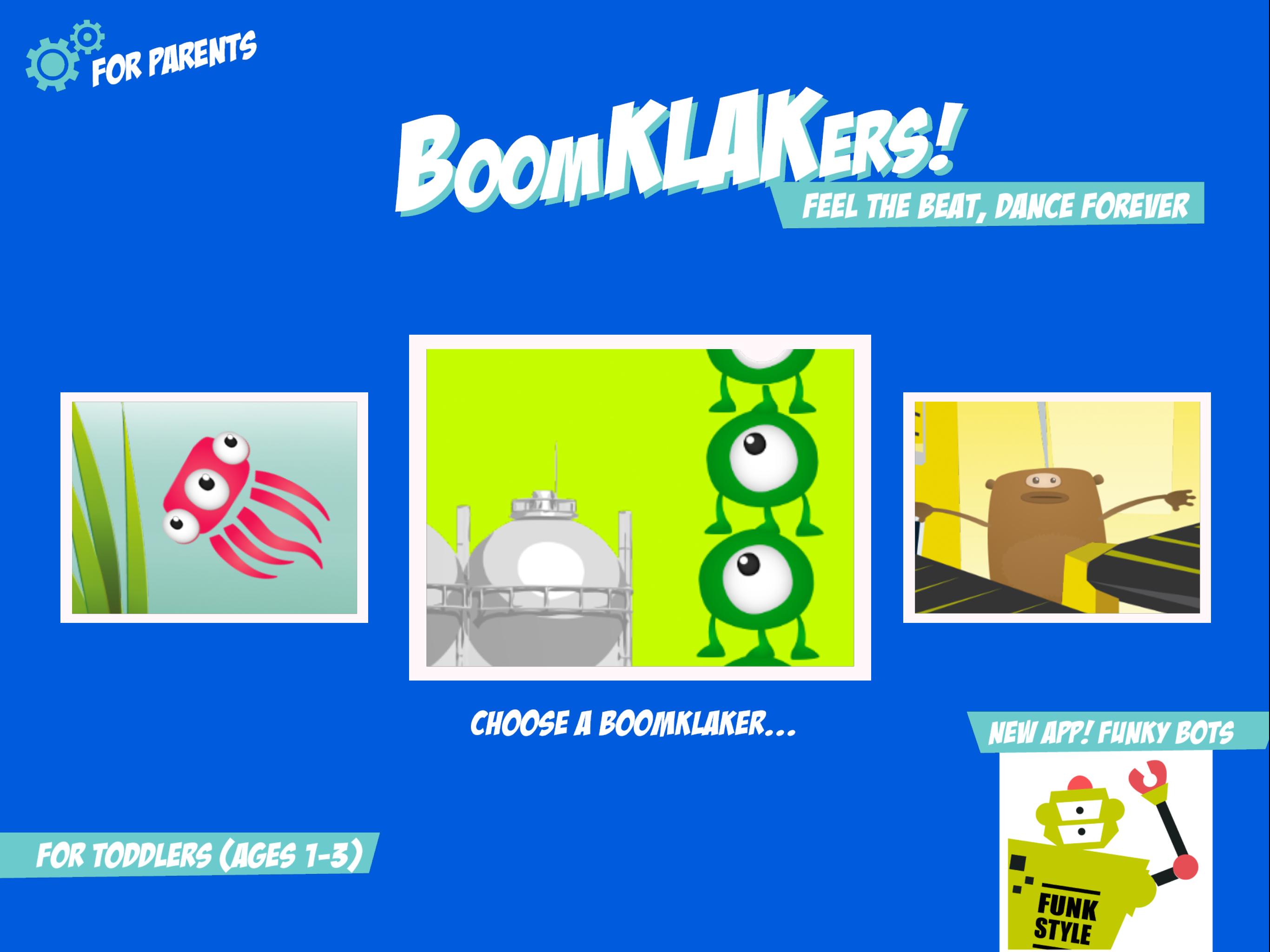 BoomKLAKers