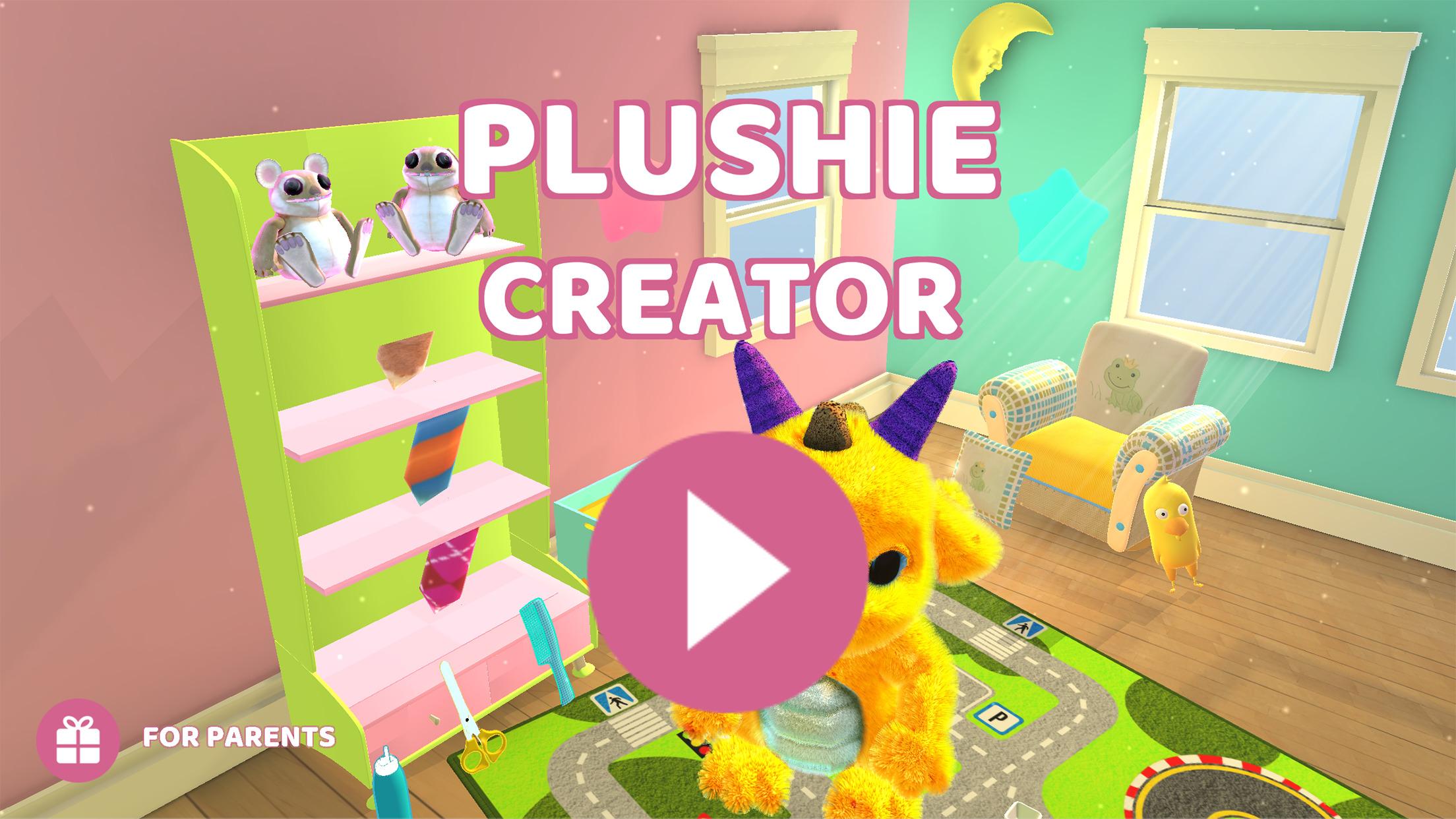 Plushie Creator