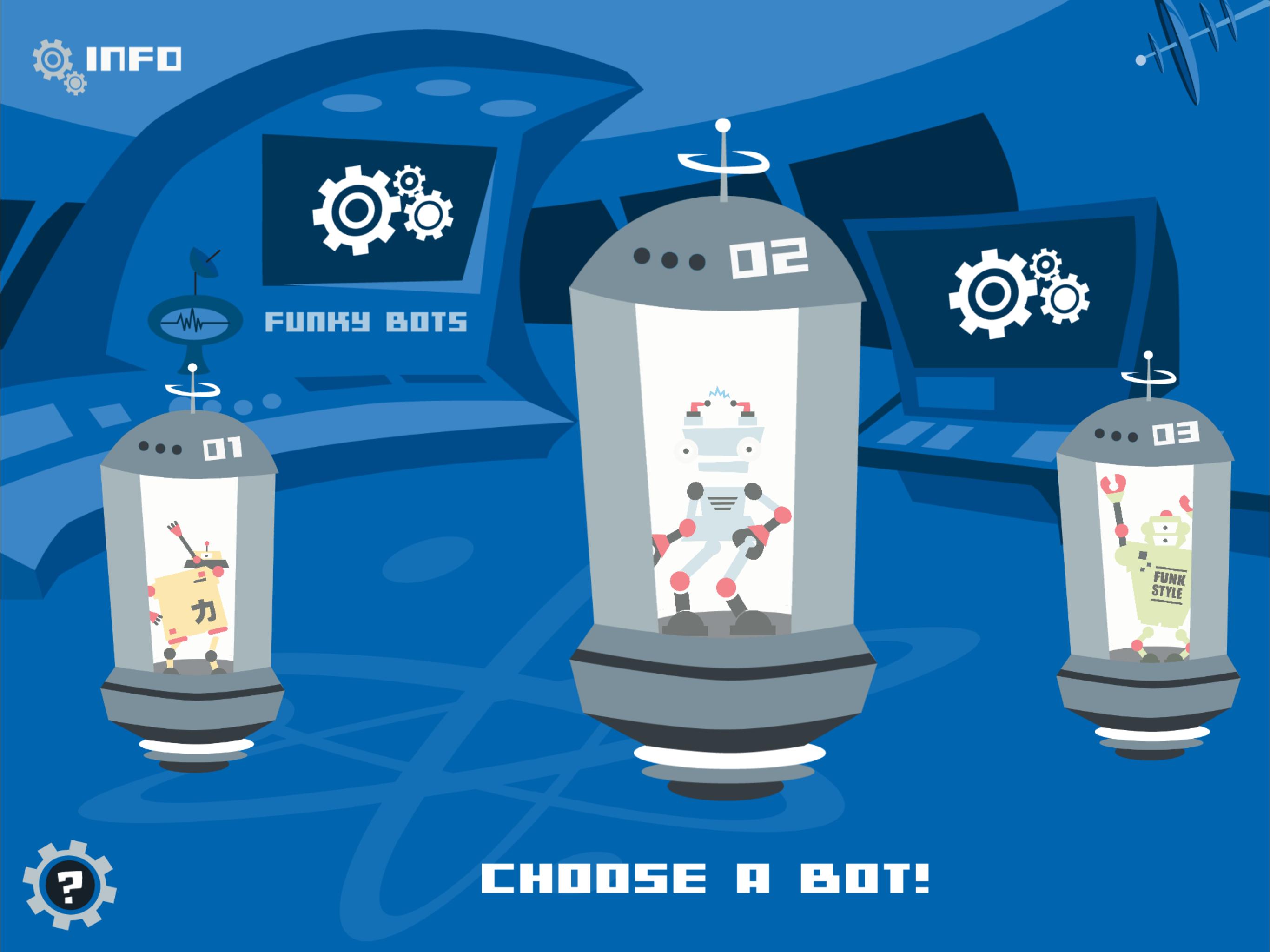 Funky Bots