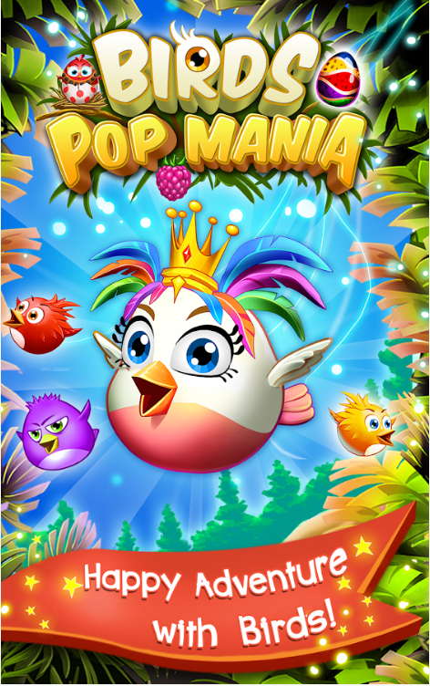 Birds Pop Mania