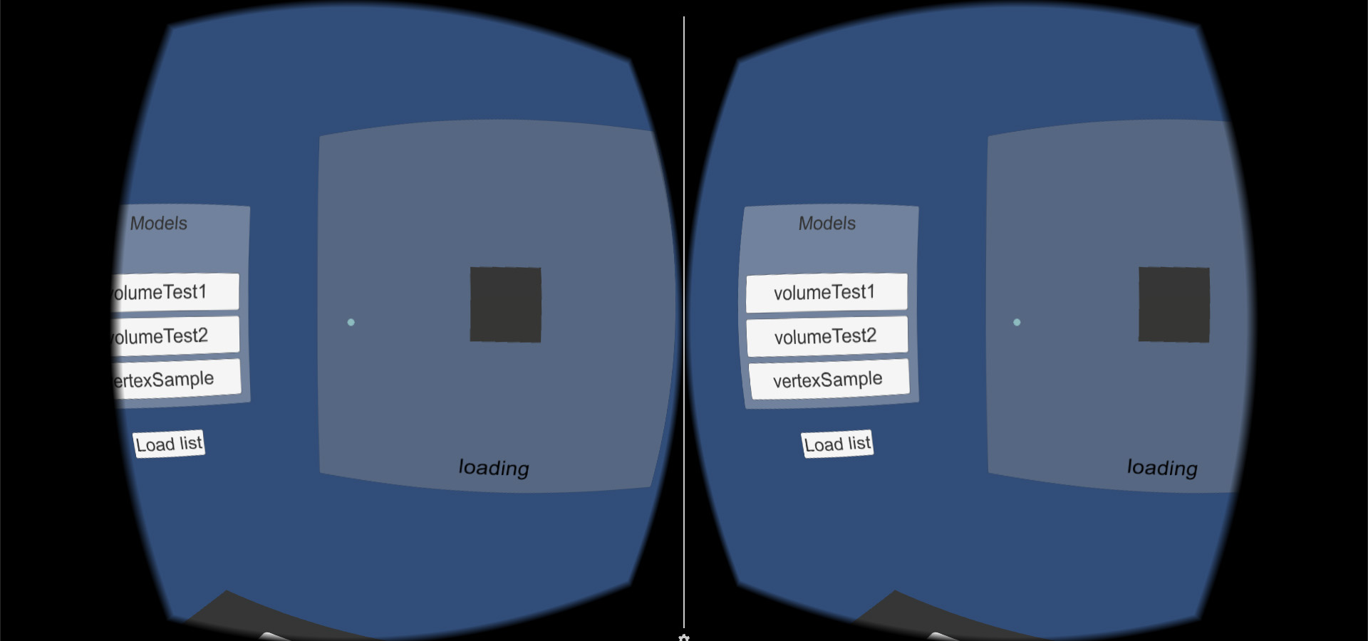 Medical imaging viewer for virtual reality - Bachelor's thesis