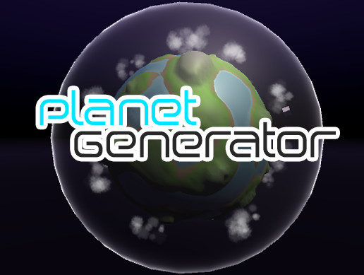 Simple Planet Generator - Procedural Planets