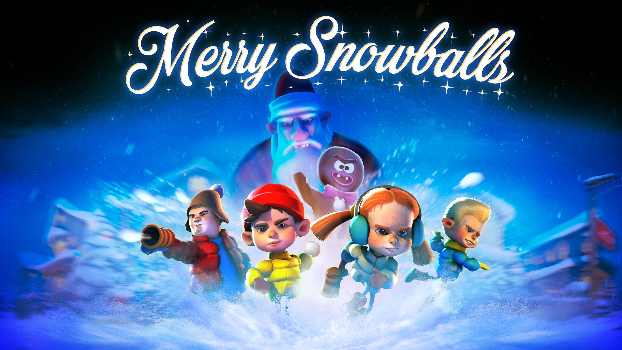 Six platforms, three months: bringing Merry Snowballs to mobile VR