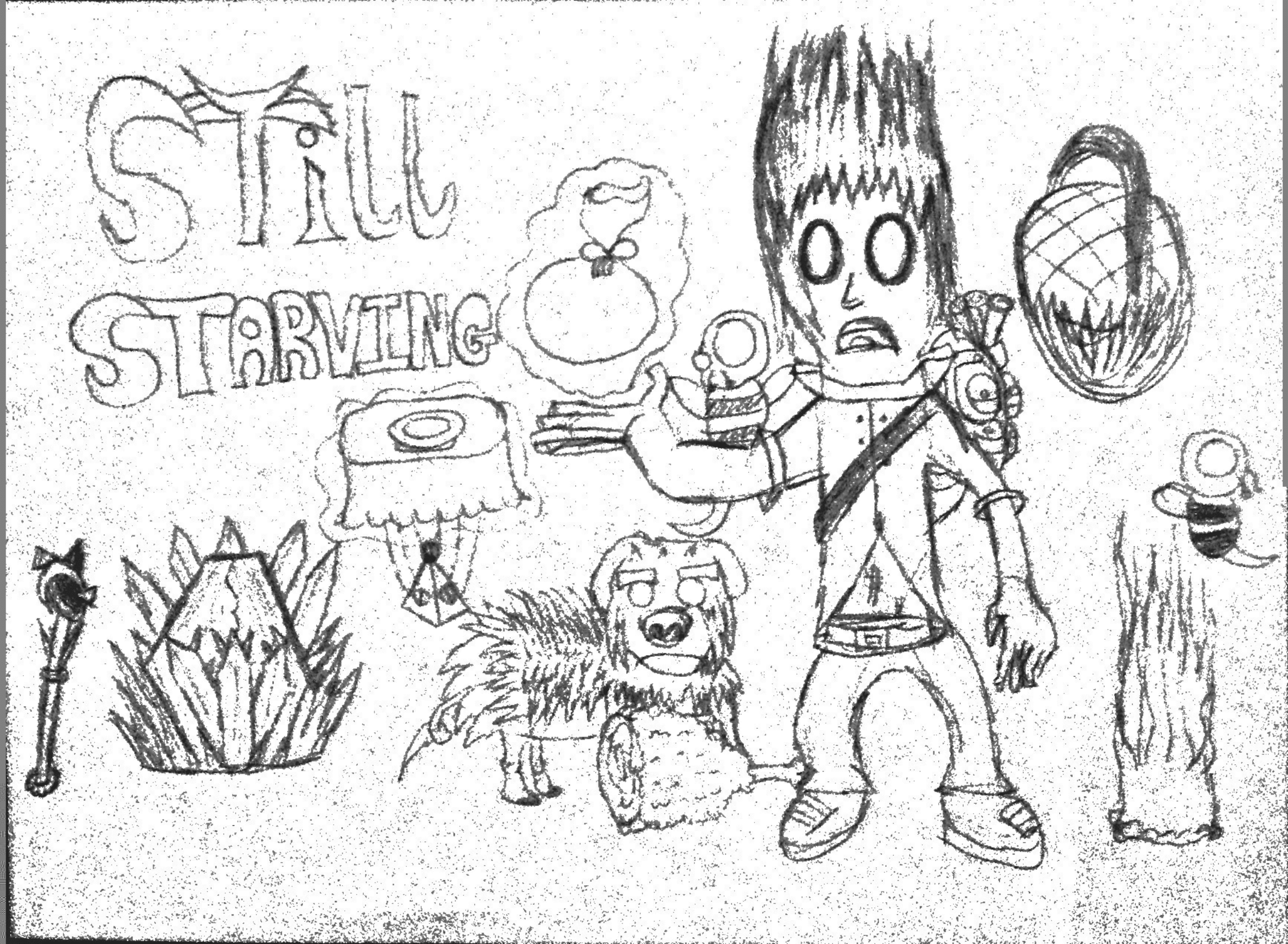 Still Starving (Idea)