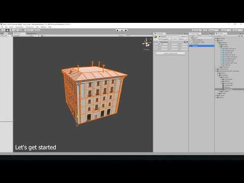 Modular Buildings Framework (WIP)