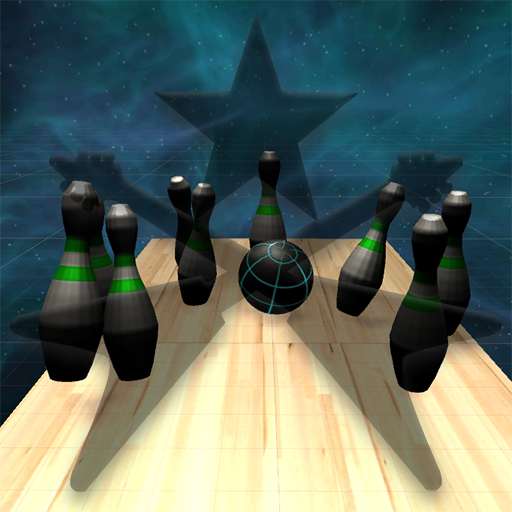 Rockin' Space Bowling