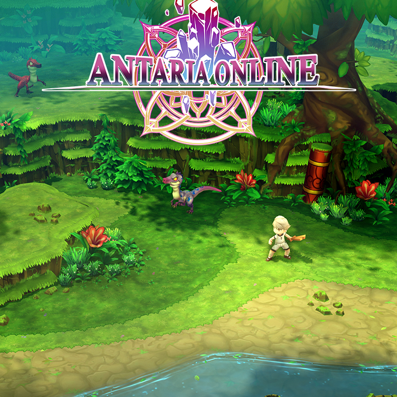Antaria Online - Jungle Level