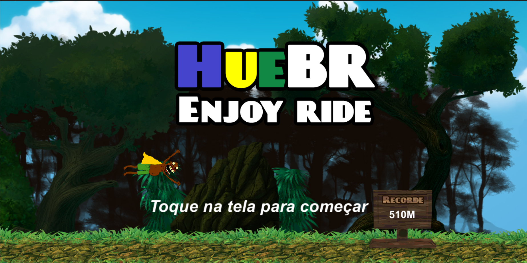 Hue BR Enjoy Ride