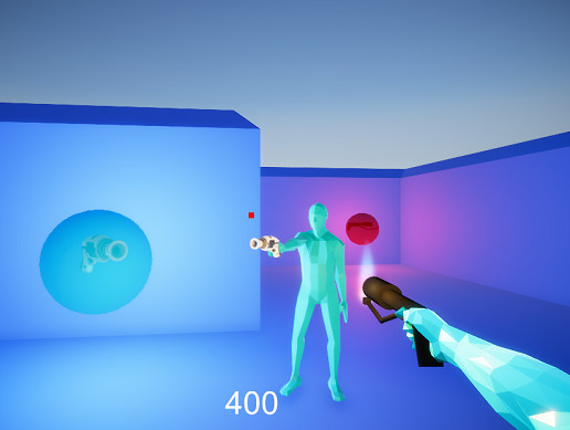 FPS Online Shooter Example