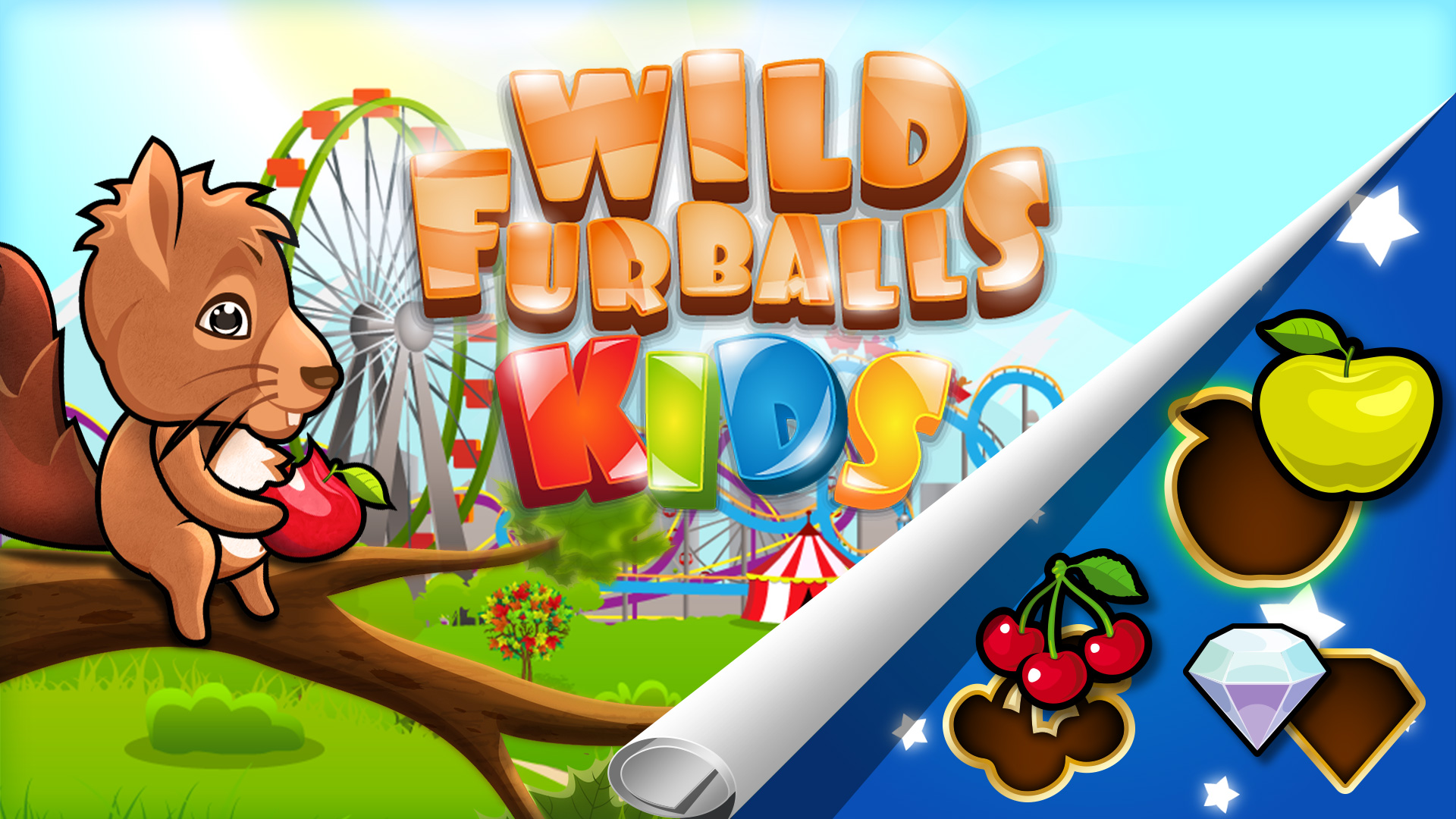 Wild Furballs: Kids