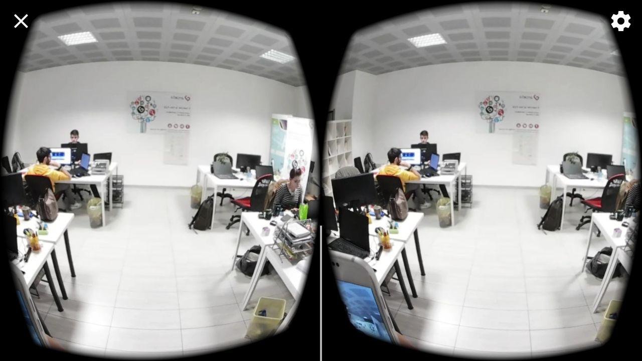 Virtual Reality VideoPlayer