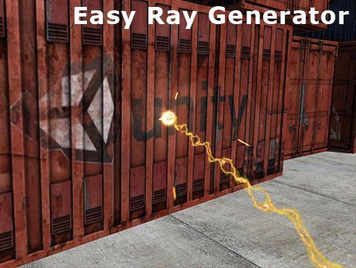 Easy Ray Generator