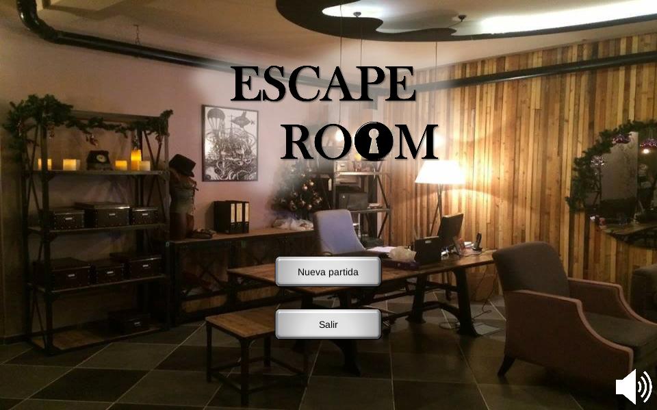 Room Escape, un juego de aventuras
