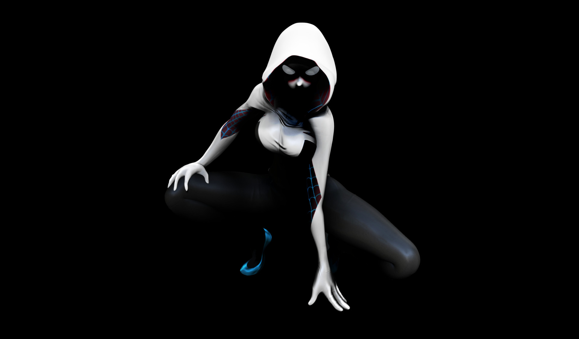 Spider Gwen (Fan Art)