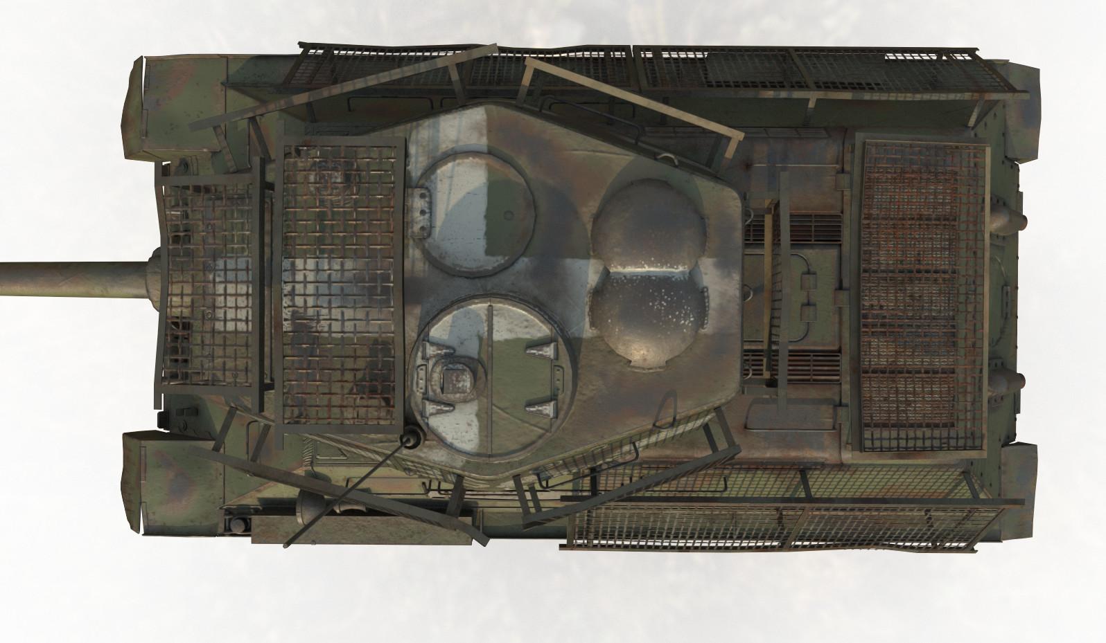 T-34-85 M