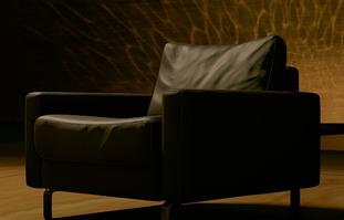 Blade Runner 2049 - Wallace's Office