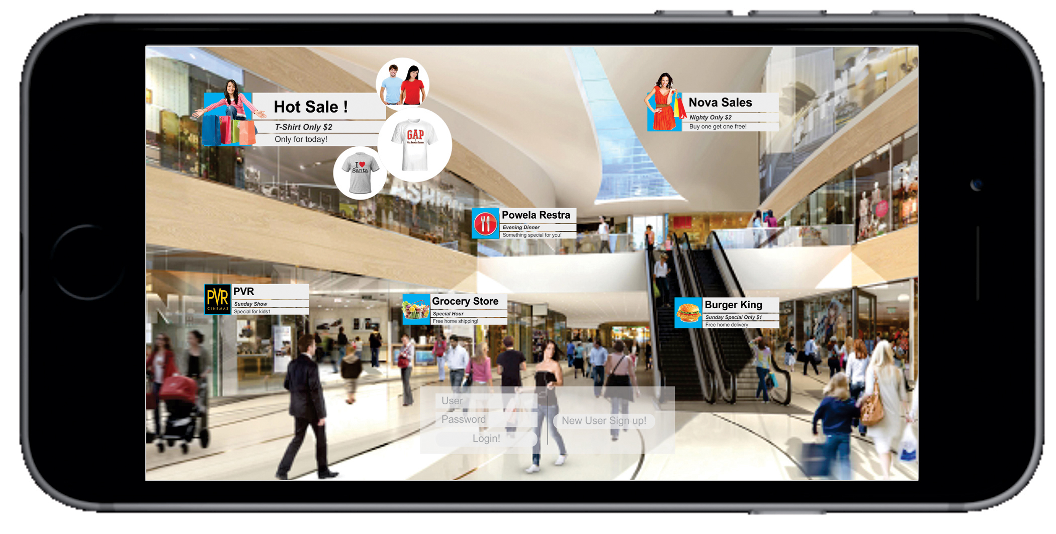 VR Shopping Mall