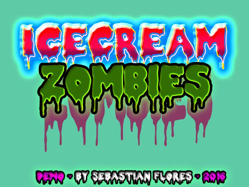 IceCream Zombies