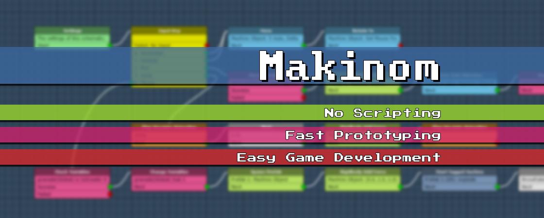 Makinom: Game Toolkit