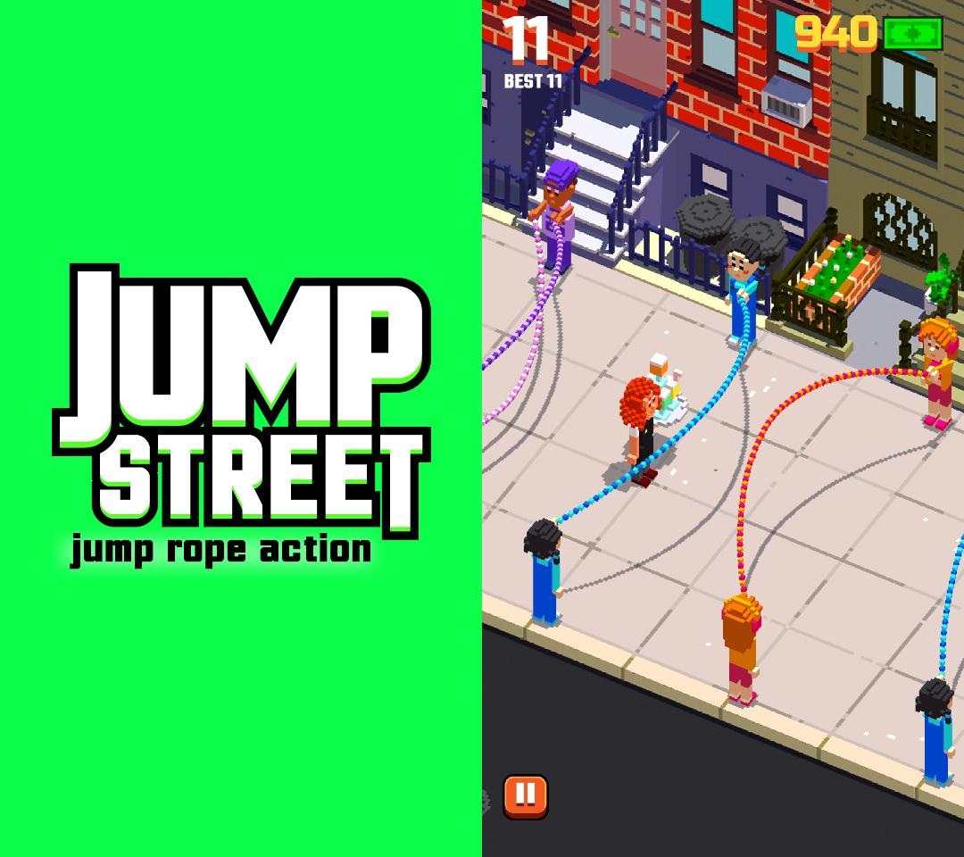 Jump Street  / ClapClap Media