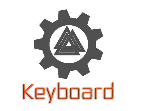 Keyboard, Heathen's UIX