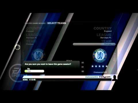 FIFA 11 UI
