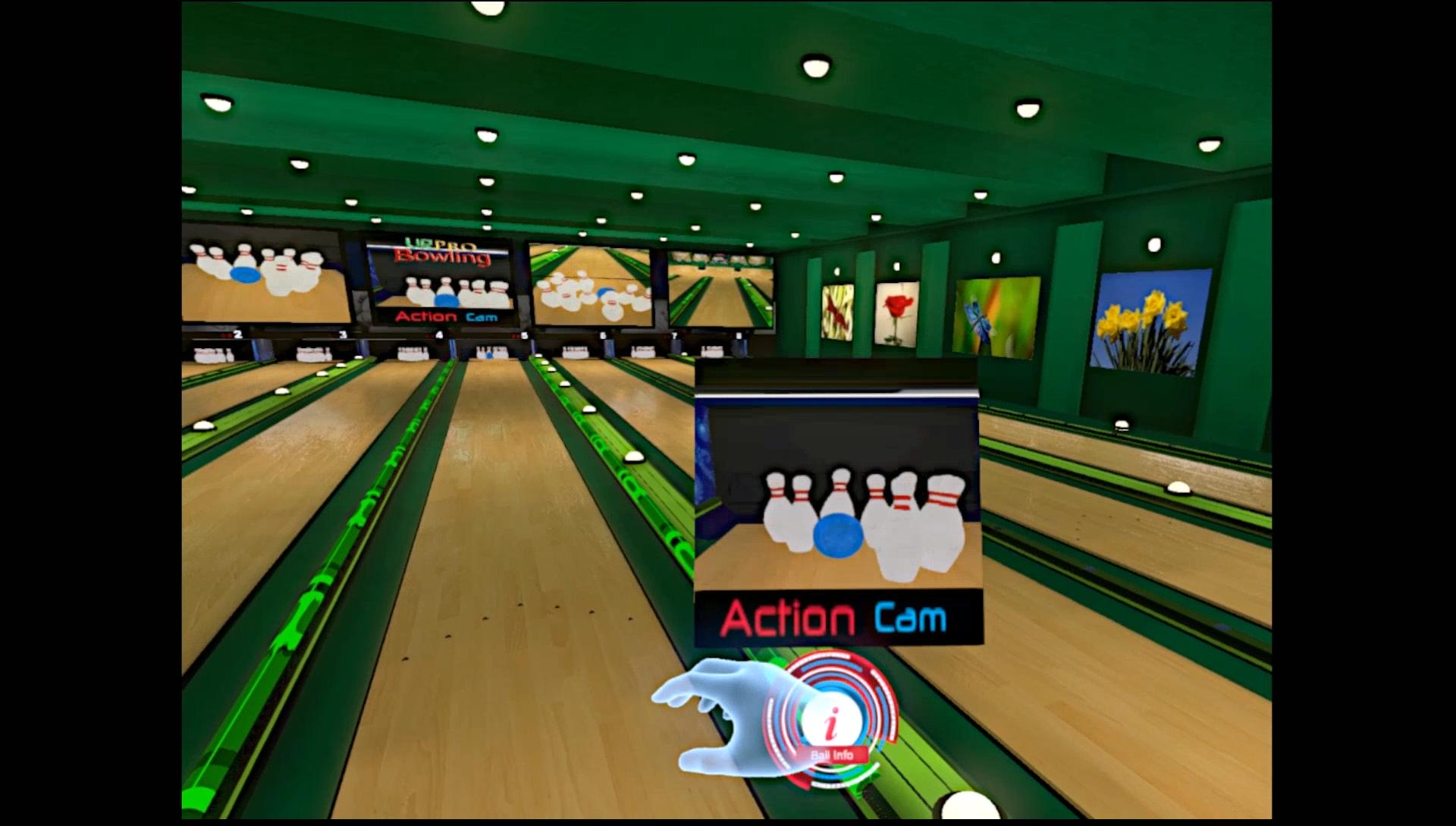 VR Pro Bowling