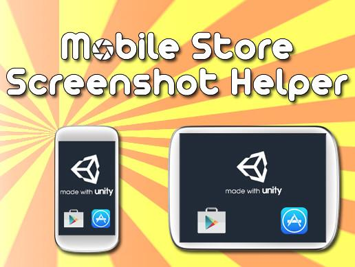 Mobile Store Screenshot Helper