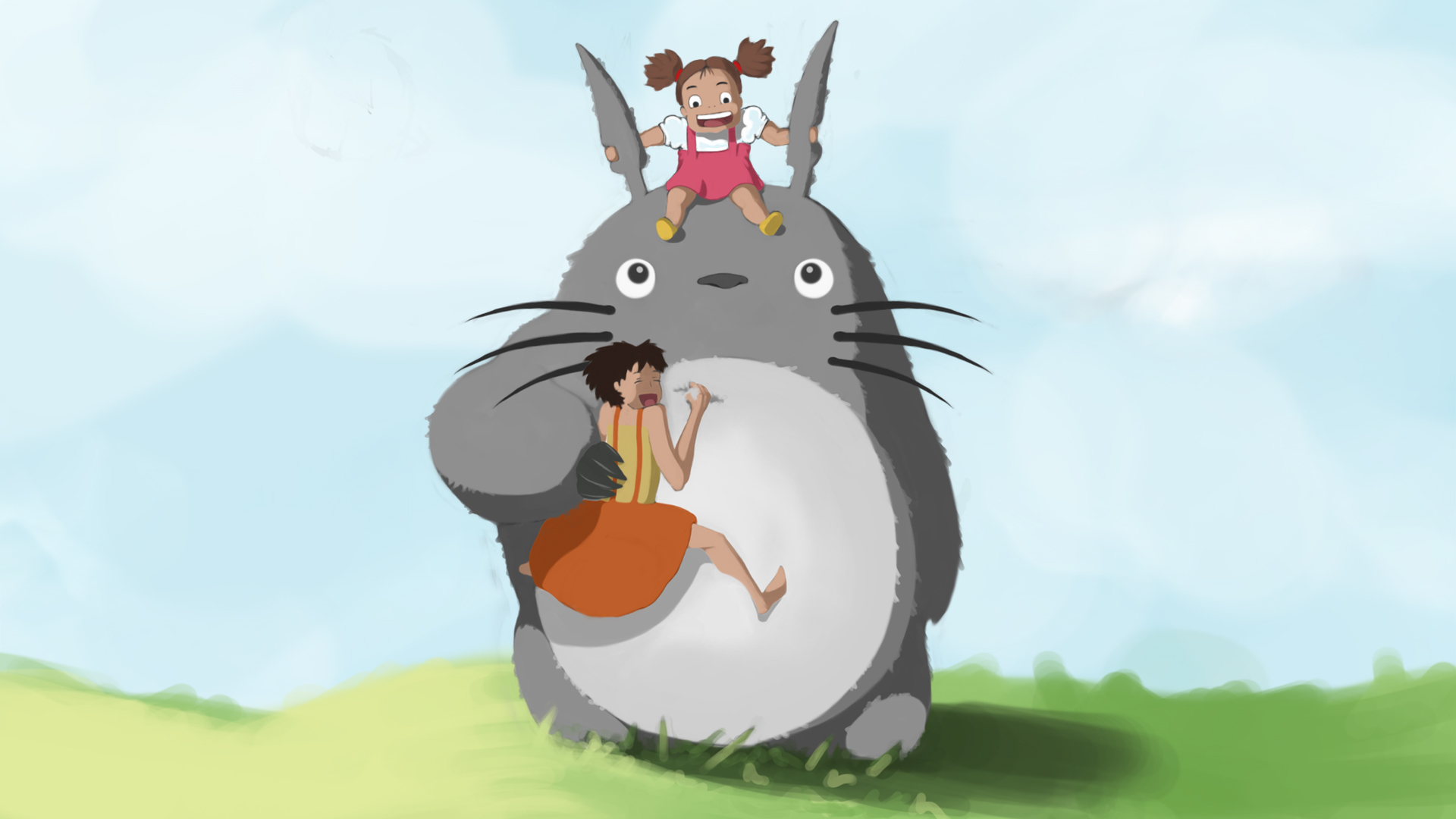 Totoro - 2D Illustration