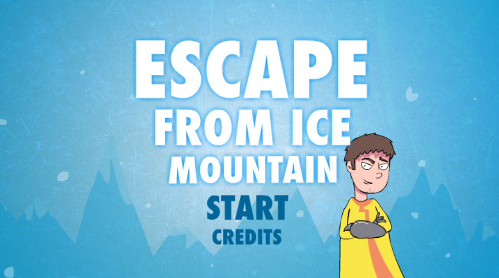 Escape From Ice Mountain