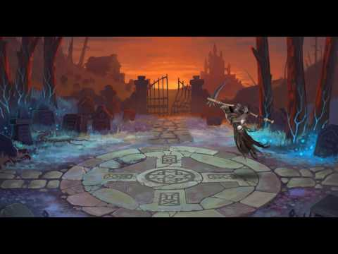 "Animations for the game ""Cradle of magic"" by RedMachine Games"