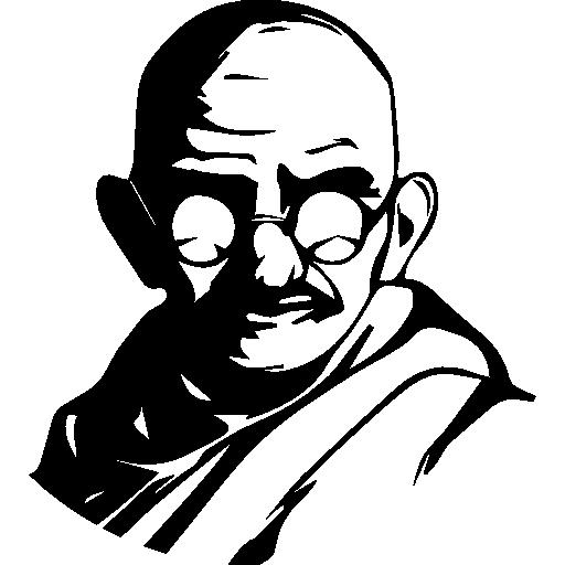 Life Of The Great Mahatma : an AR based app showcasing life journey of Gandhiji