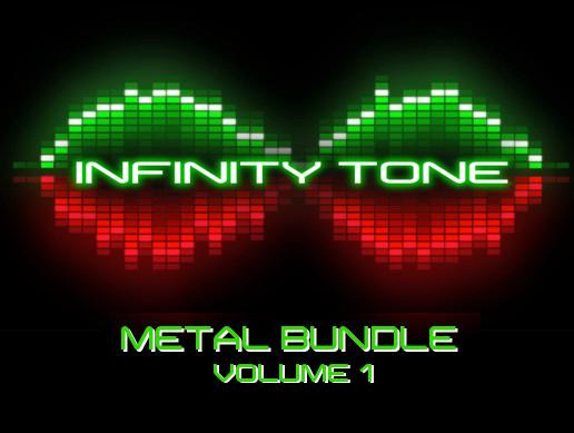 Infinity Tone Metal Bundle, Volume 1
