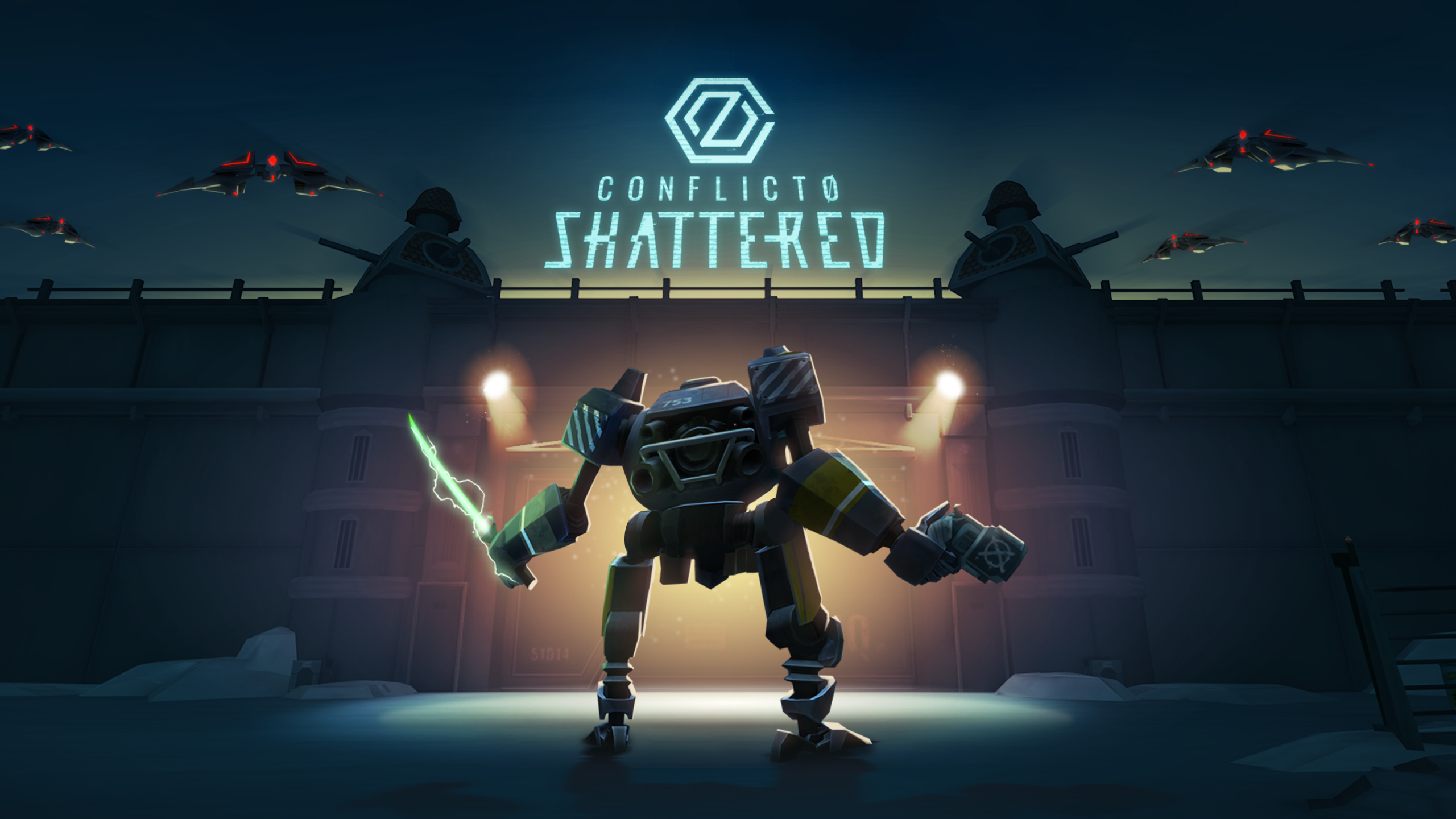 Conflict 0 - Shattered