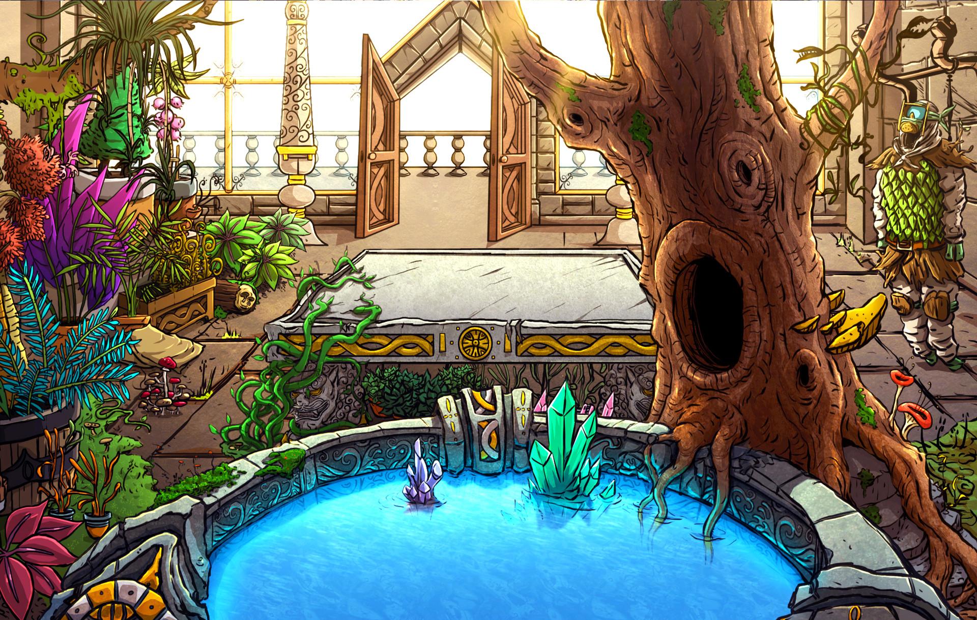 Hidden Island - Wargod