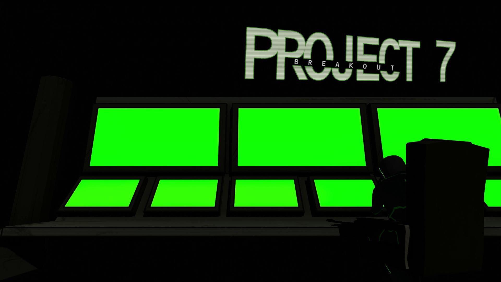 Project 7: Breakout