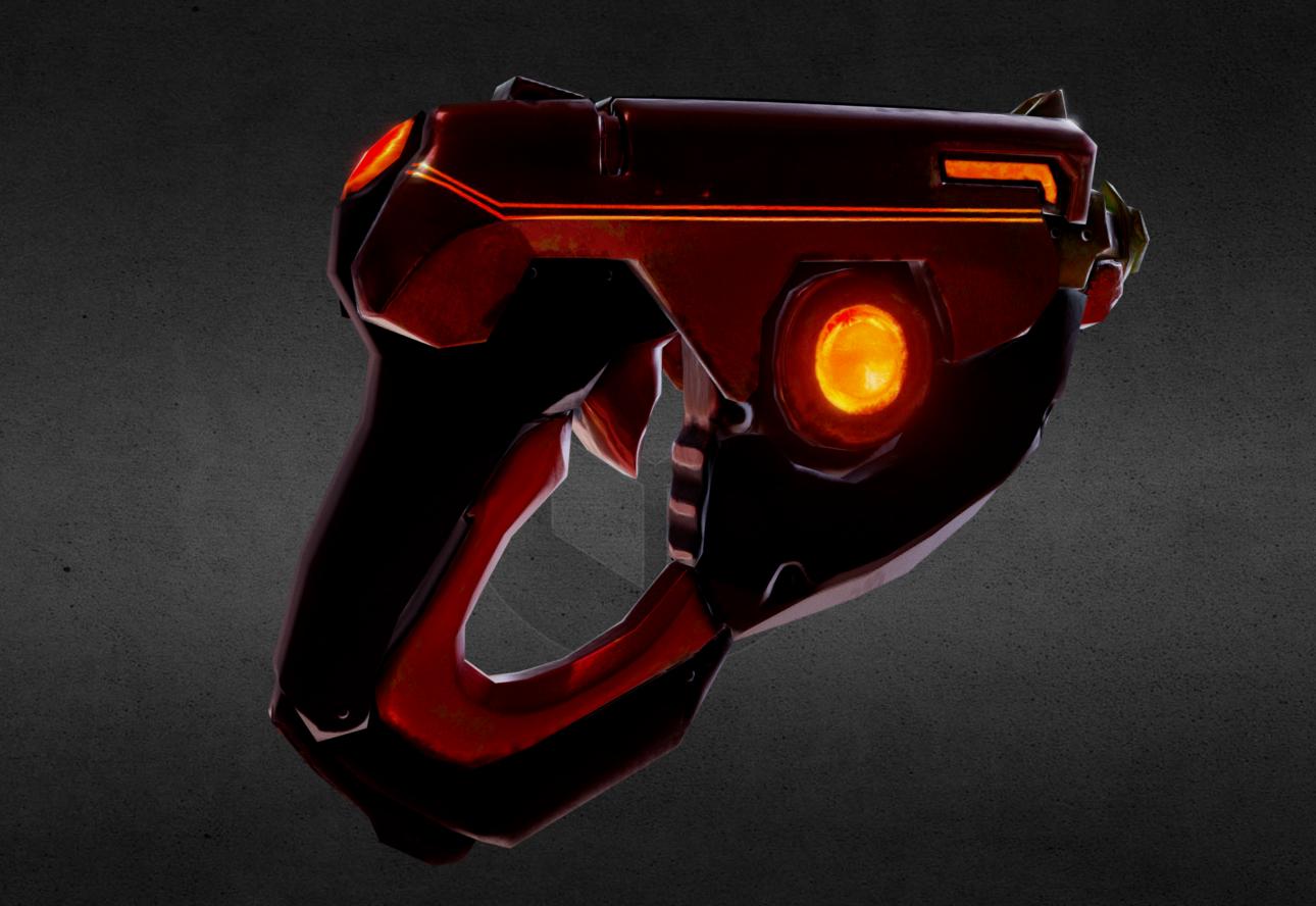 Tracer Gun