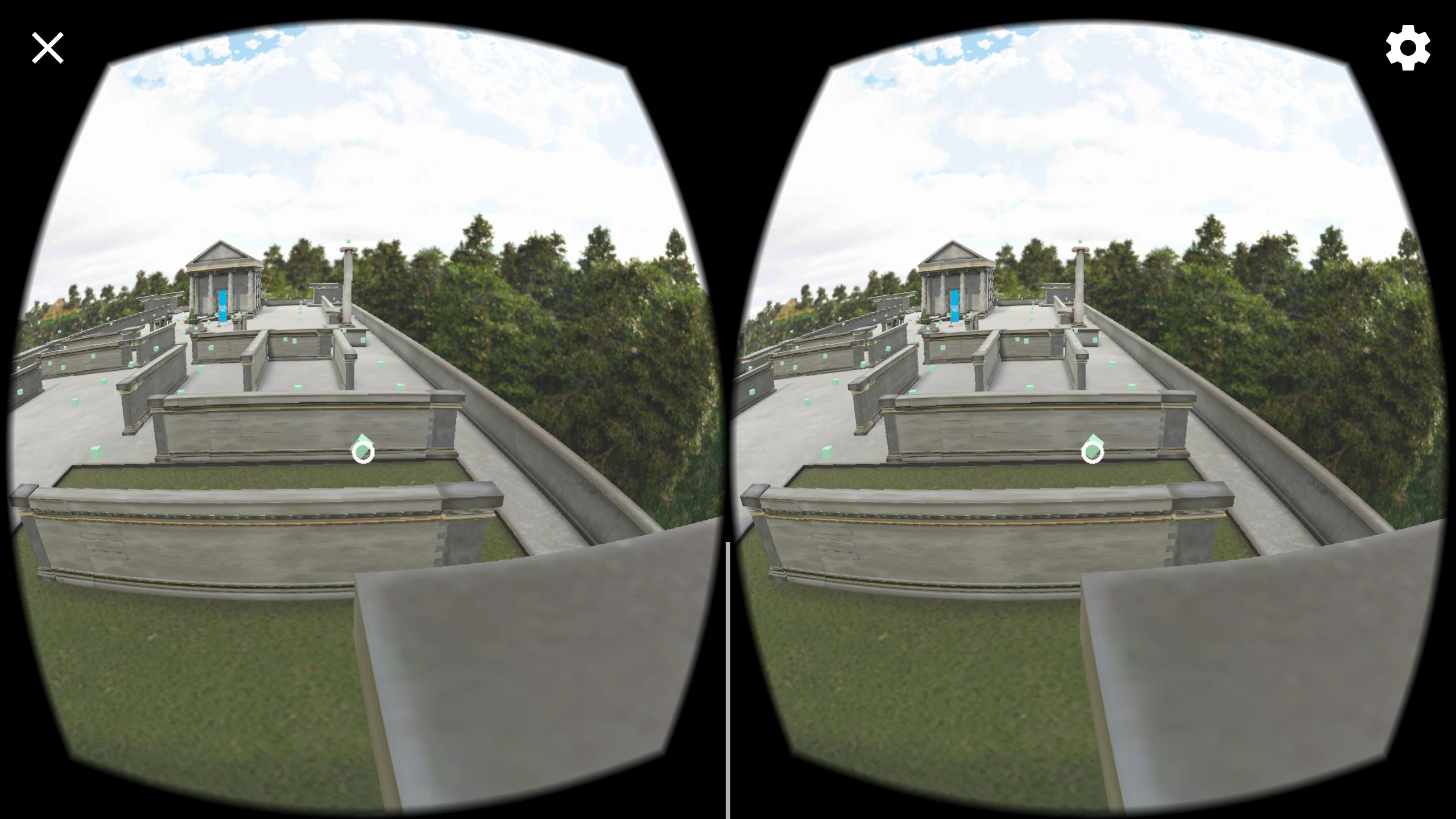 VR Maze by MoniGarr