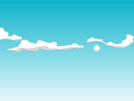 Cartoon Skybox Set 01