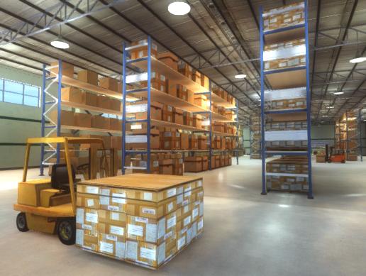 Big Warehouse Pack