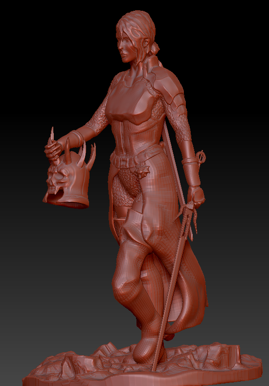 Zbrush: Just for Fun