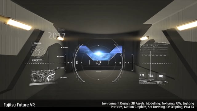 VR Showreel - 2D Version
