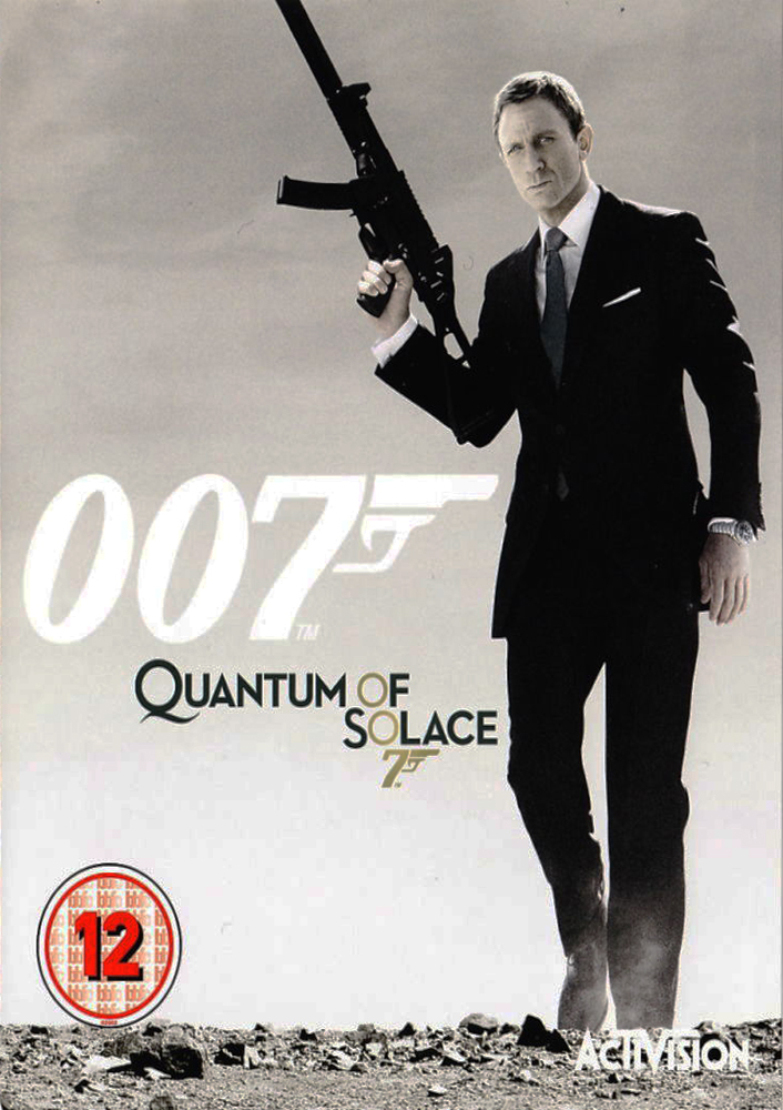 007: Quantum of Solace (2008)