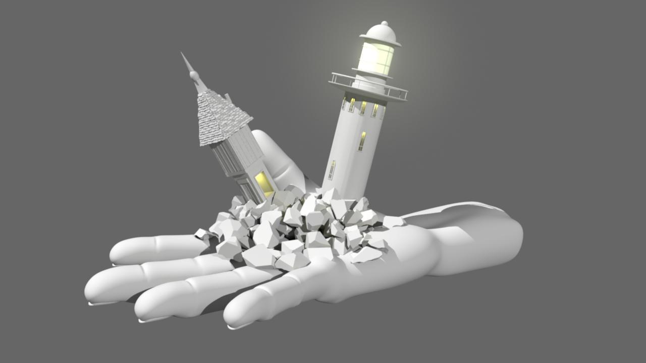 Hand Held World