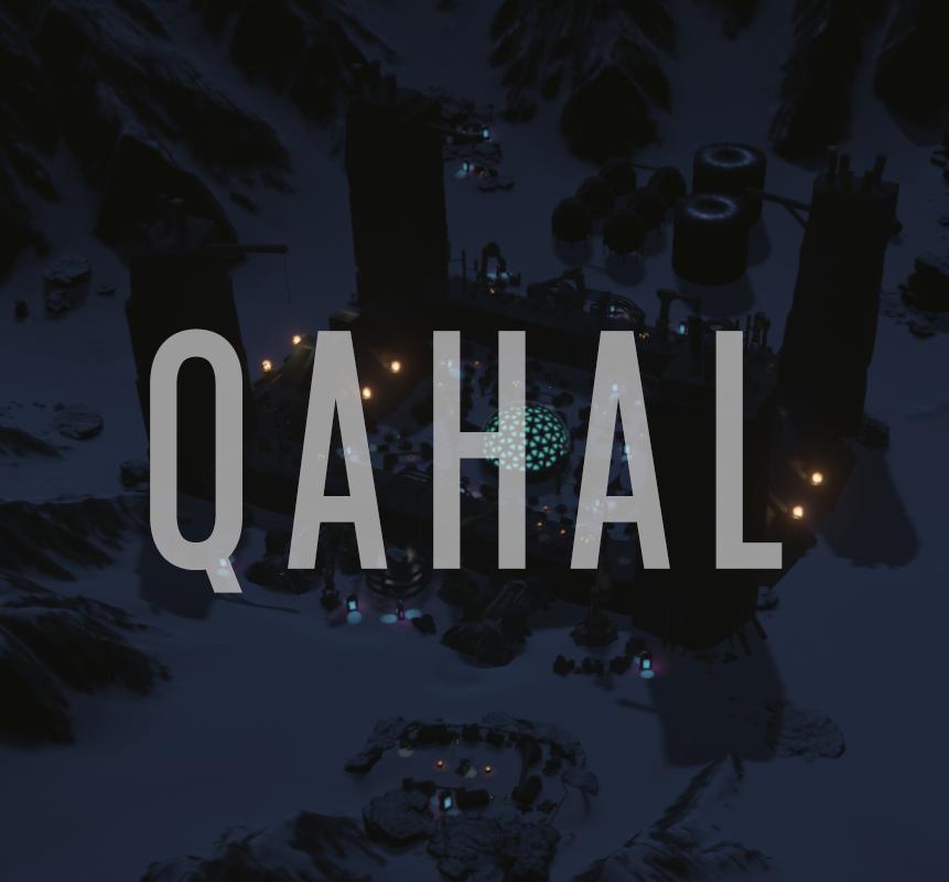 QAHAL - Neon Challenge
